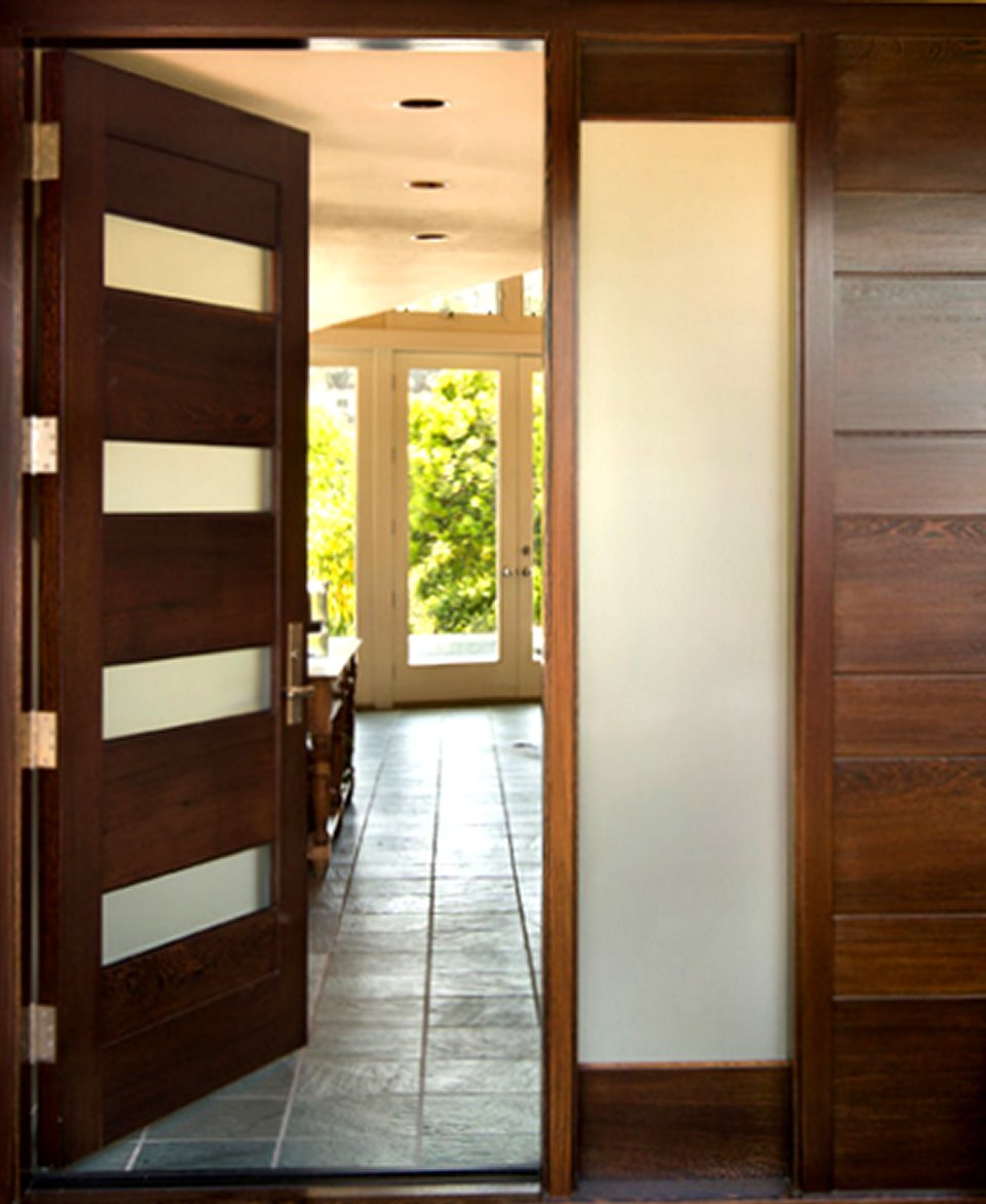 Modern exterior doors modern doors for sale for Modern front doors for homes