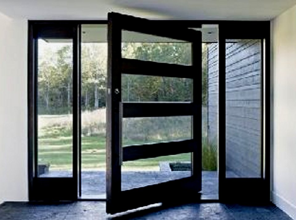 Modern entry door 8 exterior door modern doors for sale for Modern exterior house entrance