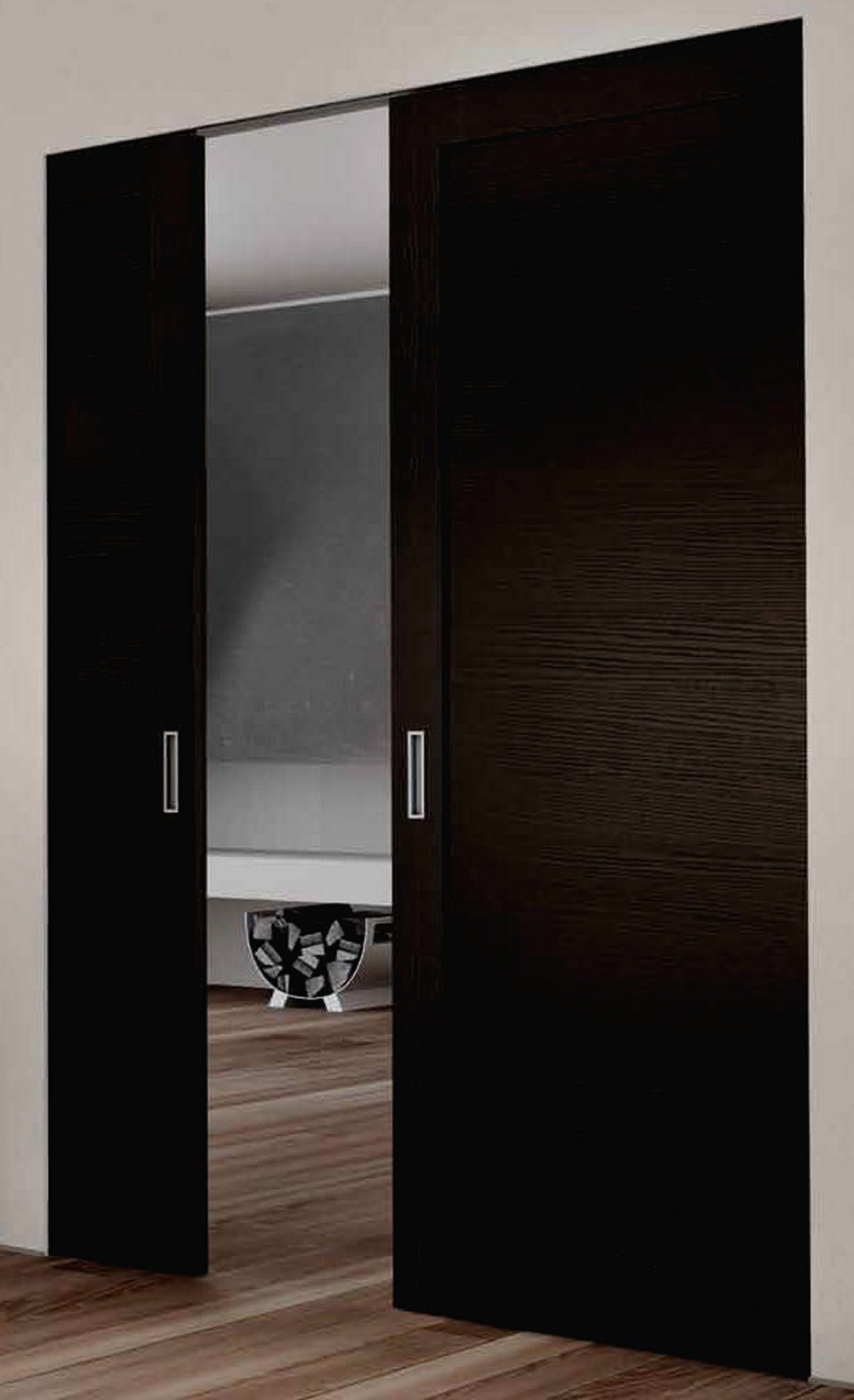 Modern interior doors modern doors interior designs modern for Indoor sliding doors