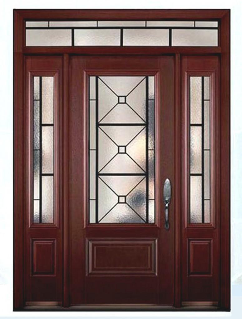 New york city nyc door modern exterior door modern doors for New exterior door