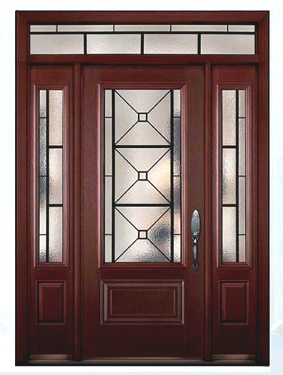 New york city nyc door modern exterior door modern doors for Exterior home doors for sale