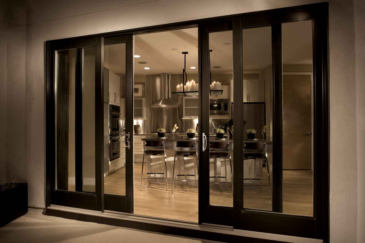 Modern sliding doors for sale sound deadening window glass ...