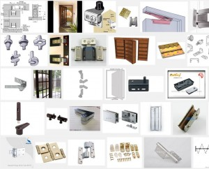 pivot door hardware search on google