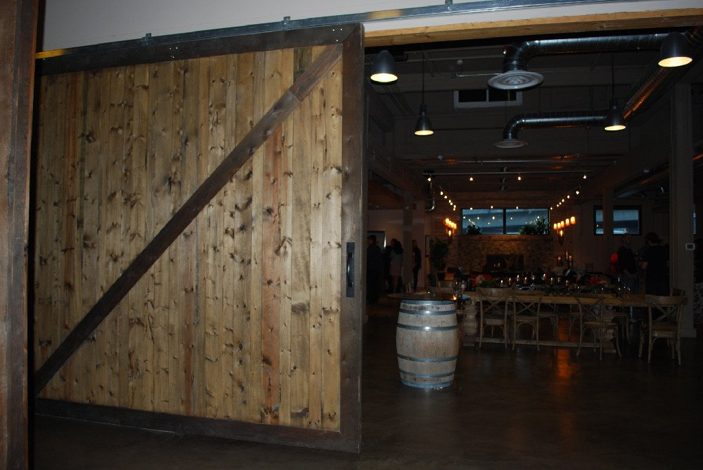 10 x 10 non warping large wood sliding barn doors modern - 10 by 10 room ...
