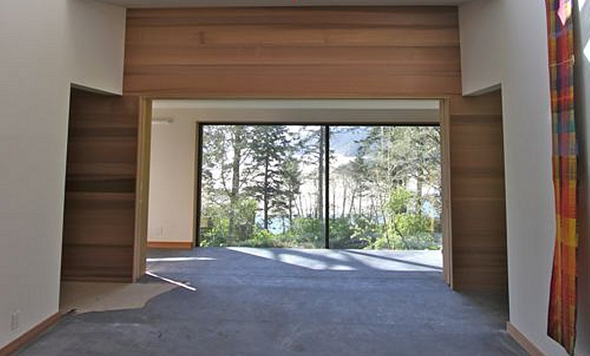 Double Sliding Doors 15 ft. x 9 ft. wood double sliding door | modern doors for sale